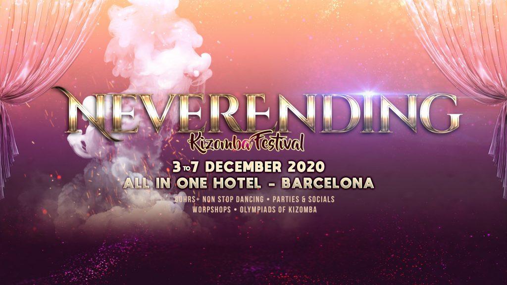 Neverending Kizomba Festival Barcelona