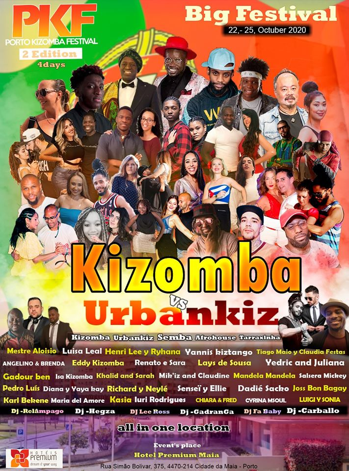 Porto Kizomba Festival