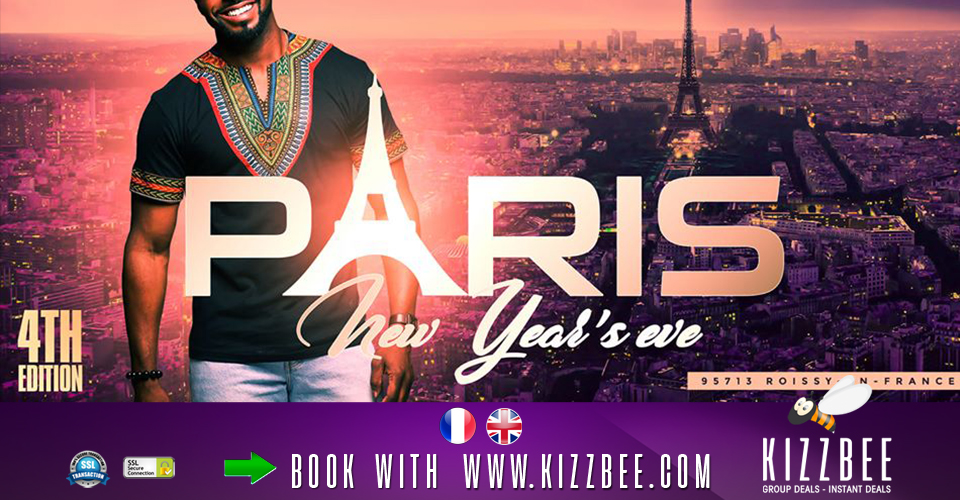 Paris Kizomba New Year's Eve 4