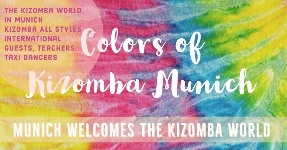 Colors of Kizomba Munich