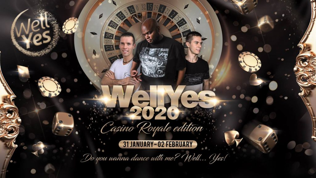 WellYes Weekend 2020 - Casino Royale Edition
