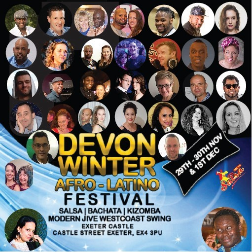 Devon Winter AfroLatino Festival