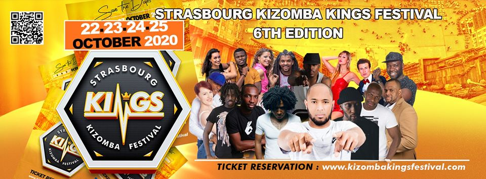 Strasbourg Kizomba Kings Festival 2020