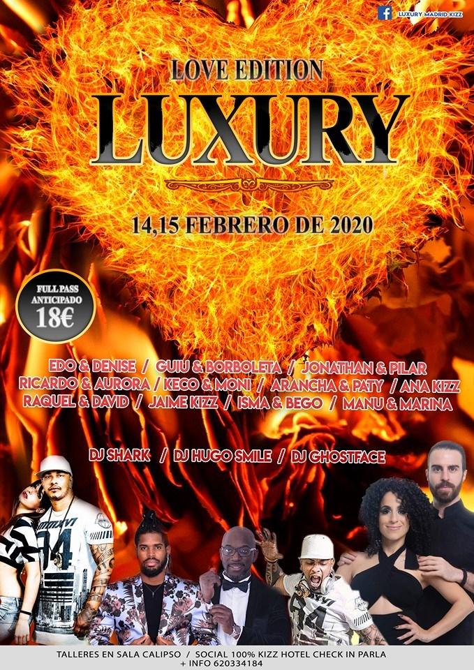 Luxury Love Edition 2020