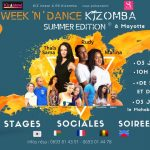 Week'n'dance Kizomba Summer Edition