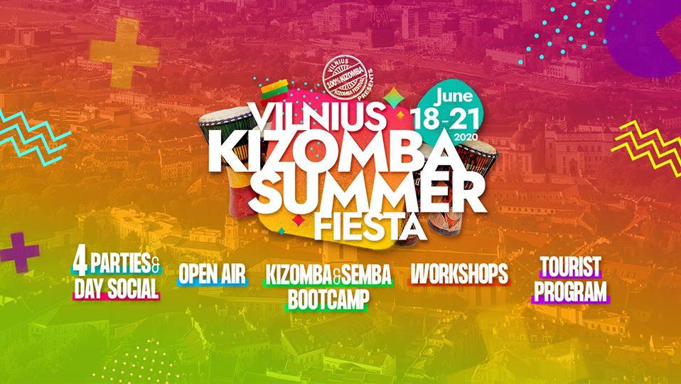 Vilnius Kizomba Summer Fiesta