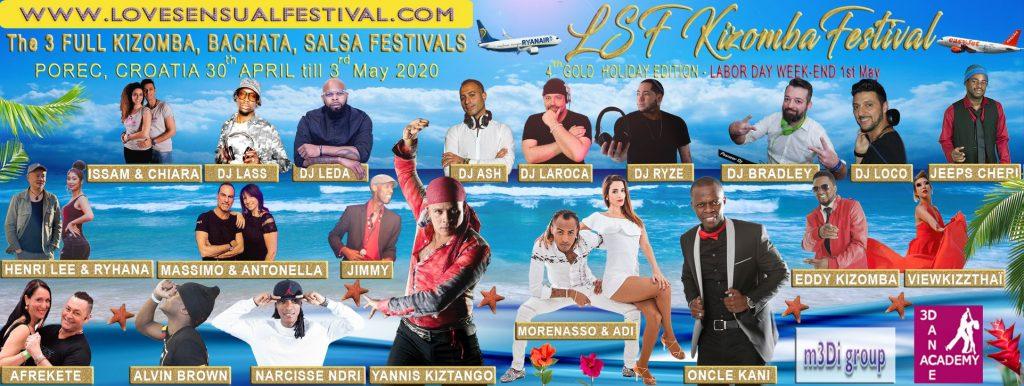 Love Sensual Kizomba Festival 2020