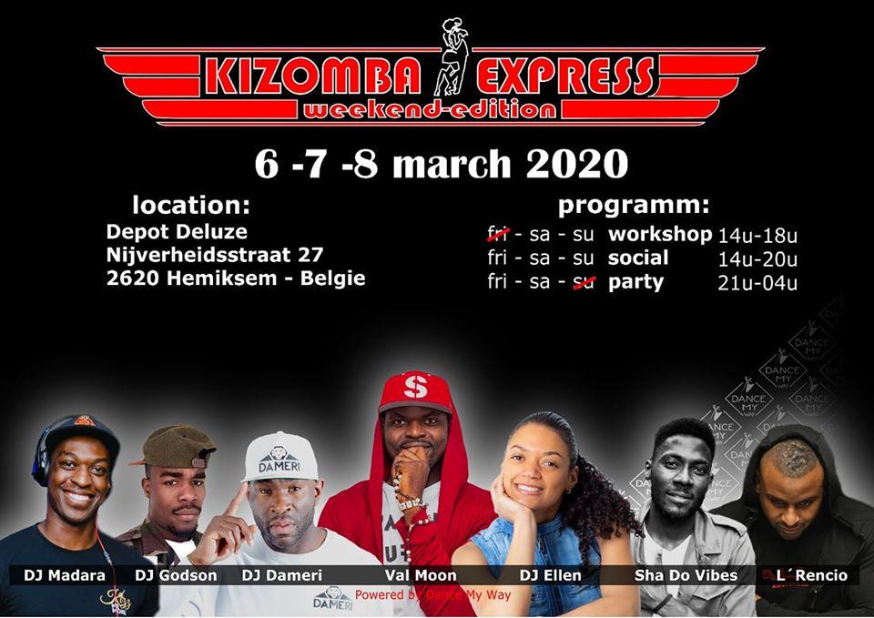 Kizomba Express