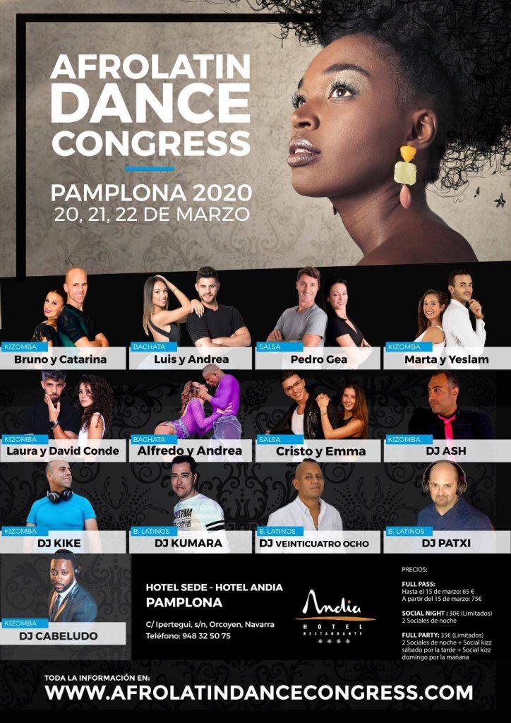 Afrolatin Dance Congress 2020