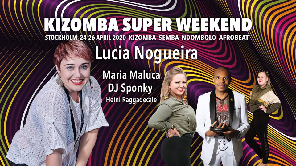 Kizomba SUPER Weekend April 2020