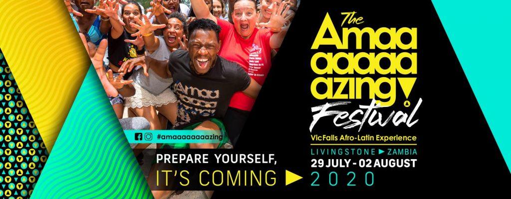 The Amaaaaaaaazing Festival