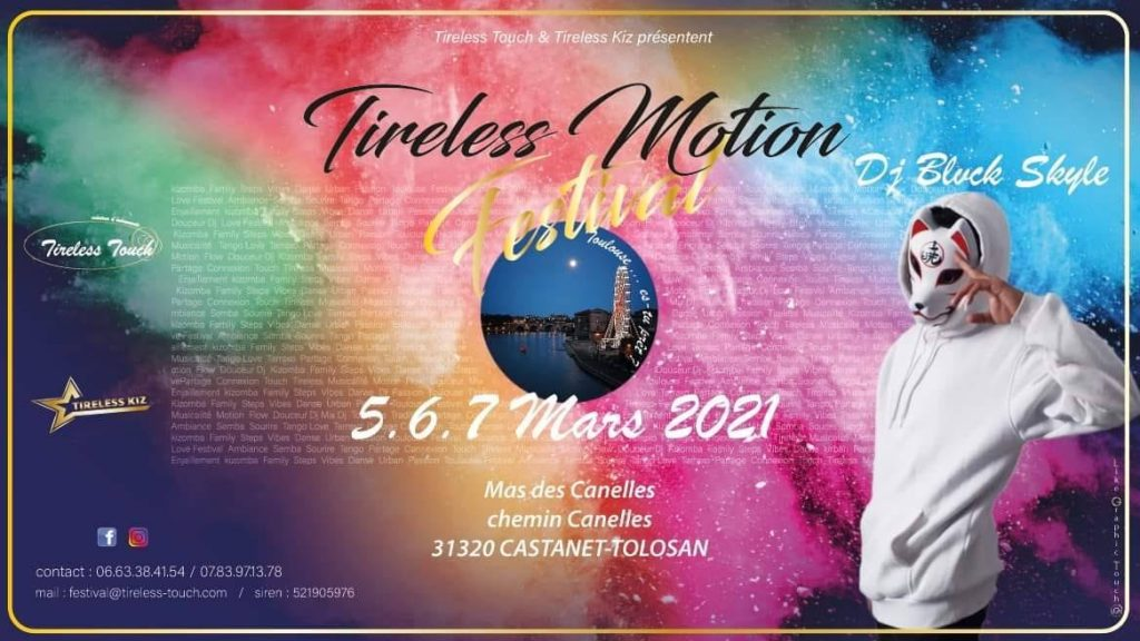 Tireless Motion Festival 2020