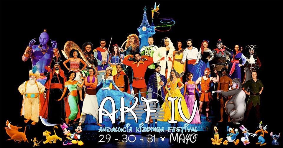 AKF 4 Andalucia Kizomba Festival