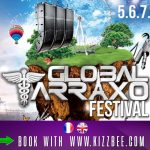 Global Tarraxo festival Paris 2020