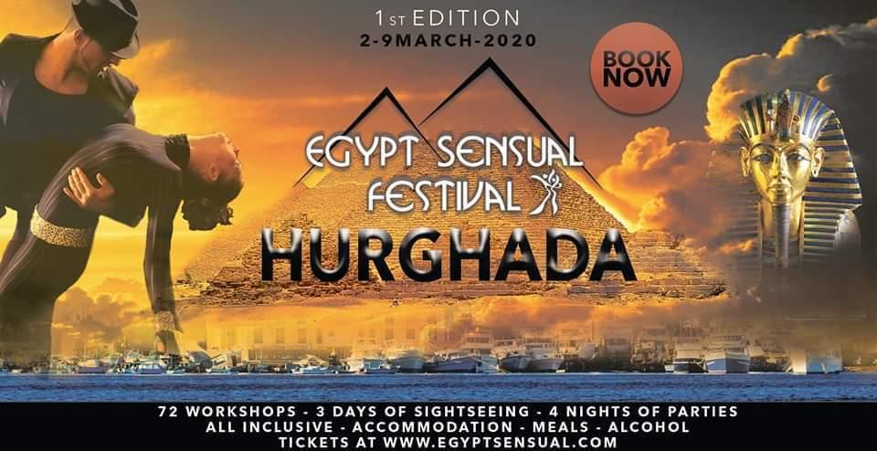Egypt Sensual Festival 2020