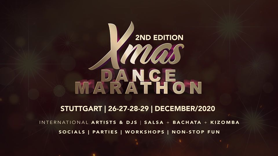 X-Mas Dance Marathon *26/27/28/29/December/2020