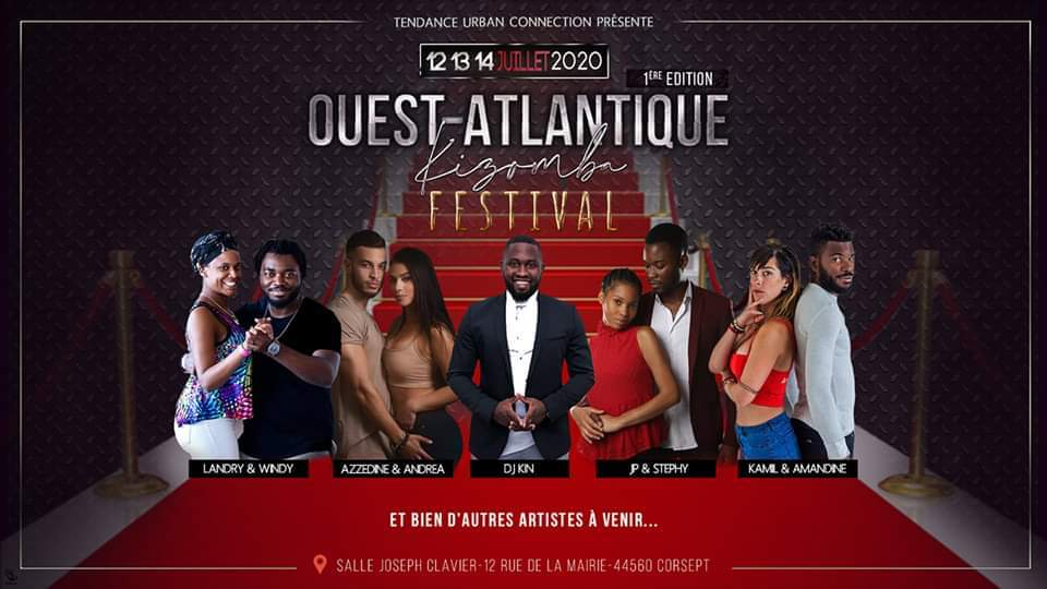 Ouest Atlantique Kizomba Festival
