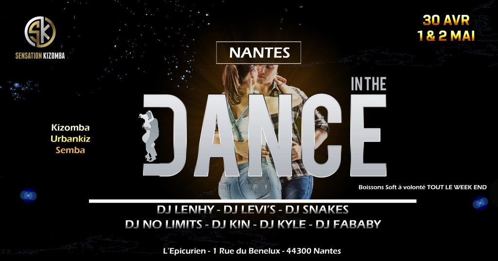 In The Dance - Nantes
