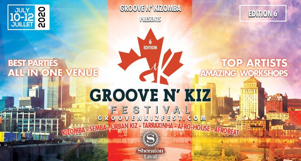 Groove n' kiz Festival -VI