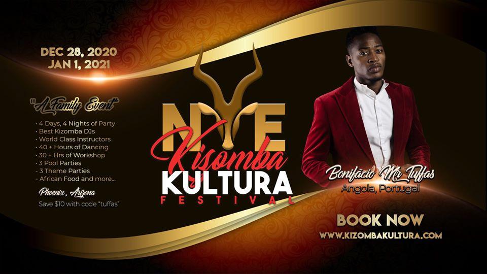 NYE Kizomba Kultura Festival 2020