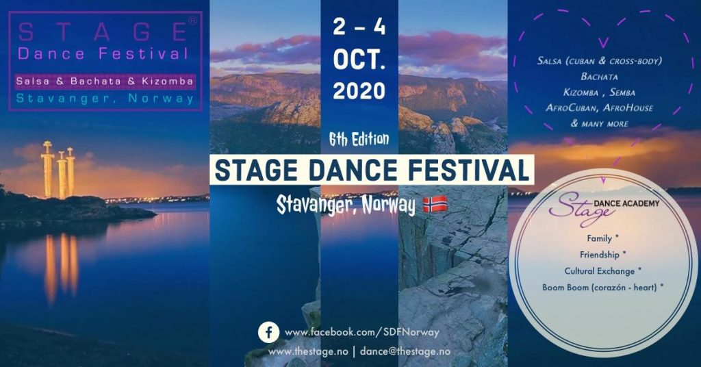 STAGE DANCE Festival 6th ED
