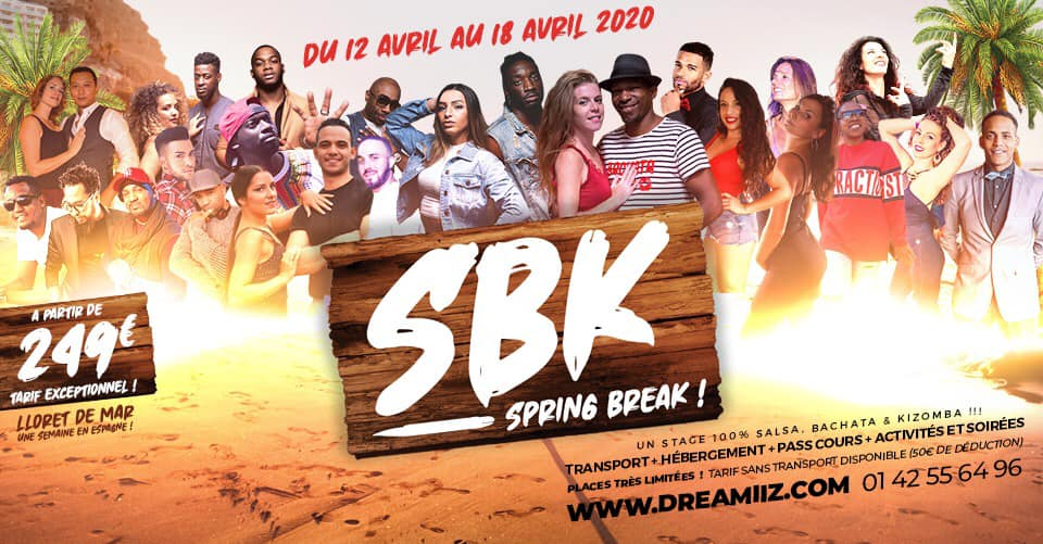 SBK Spring Break 2020