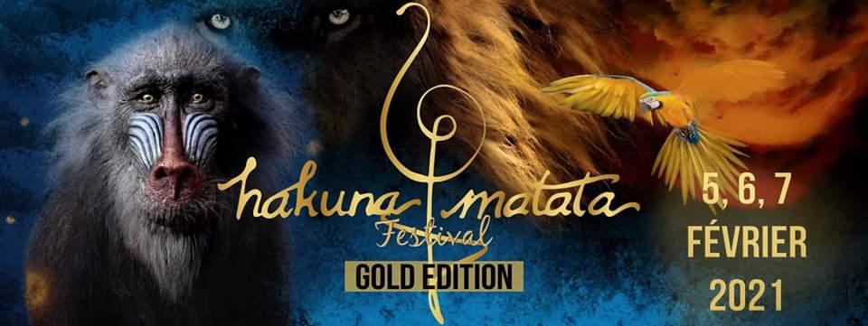 Hakuna Matata gold édition
