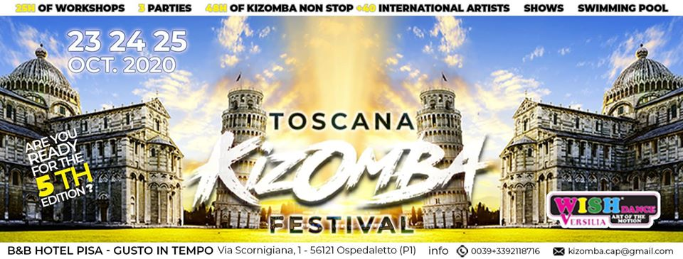 TOSCANA KIZOMBA FESTIVAL