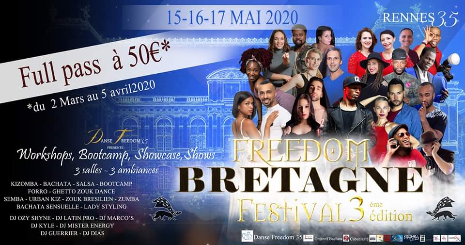 Freedom Bretagne Festival