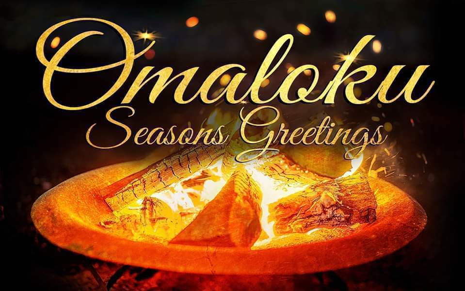 Omaloku Season Greetings 2020