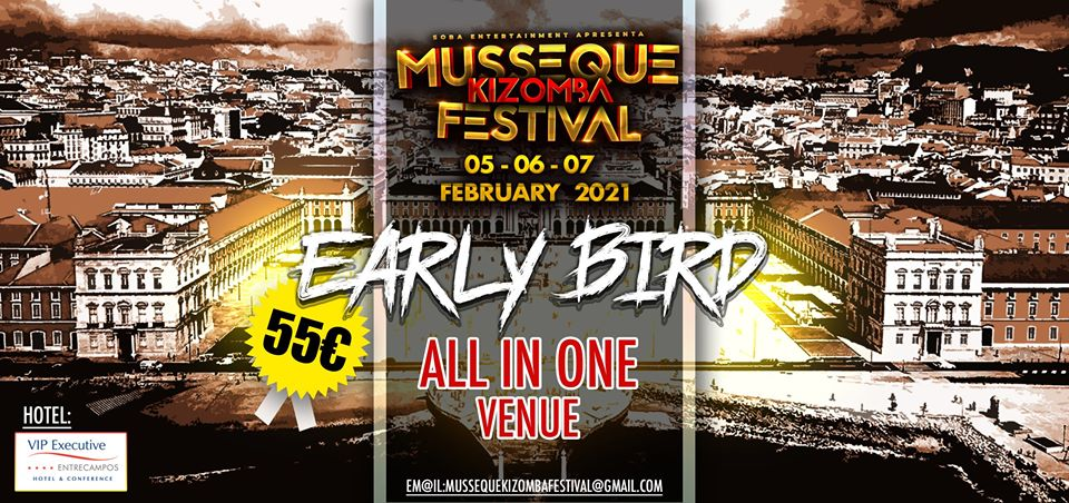 Musseque Kizomba Festival 3nd Edition