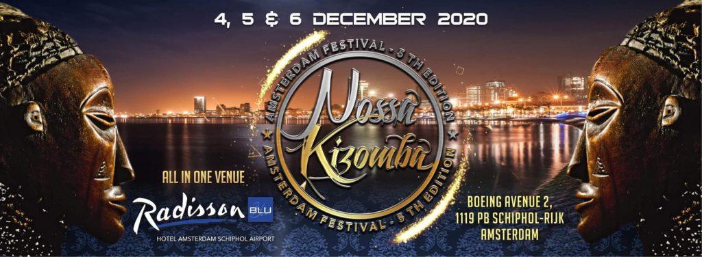 Nossa Kizomba Amsterdam Festival 2020