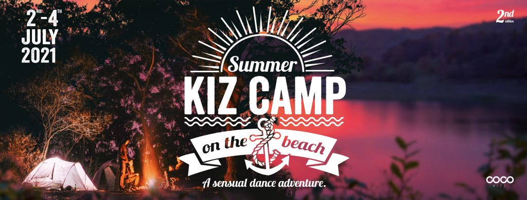 Summer Kiz Camp - on the beach
