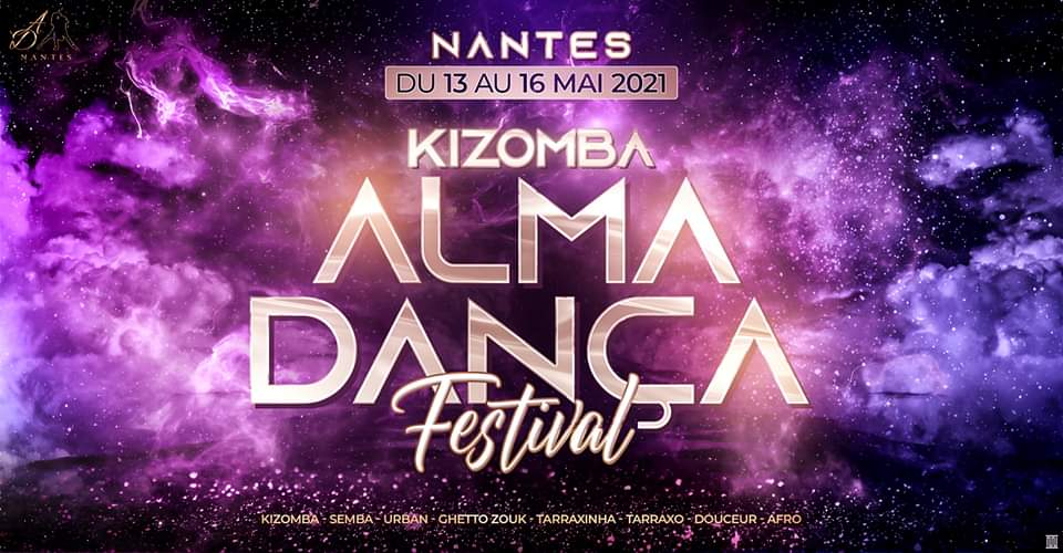 Kizomba AlmaDança Festival 2021