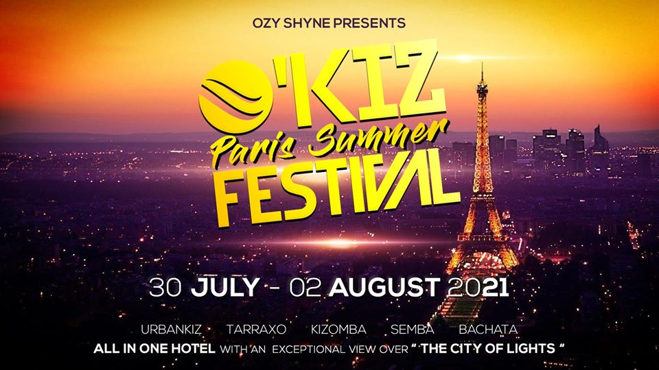 Okiz Paris Summer Festival 2021