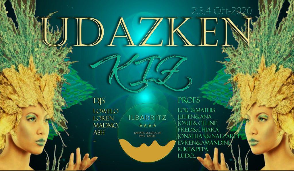 Udakzen'Kiz Weekend 2020