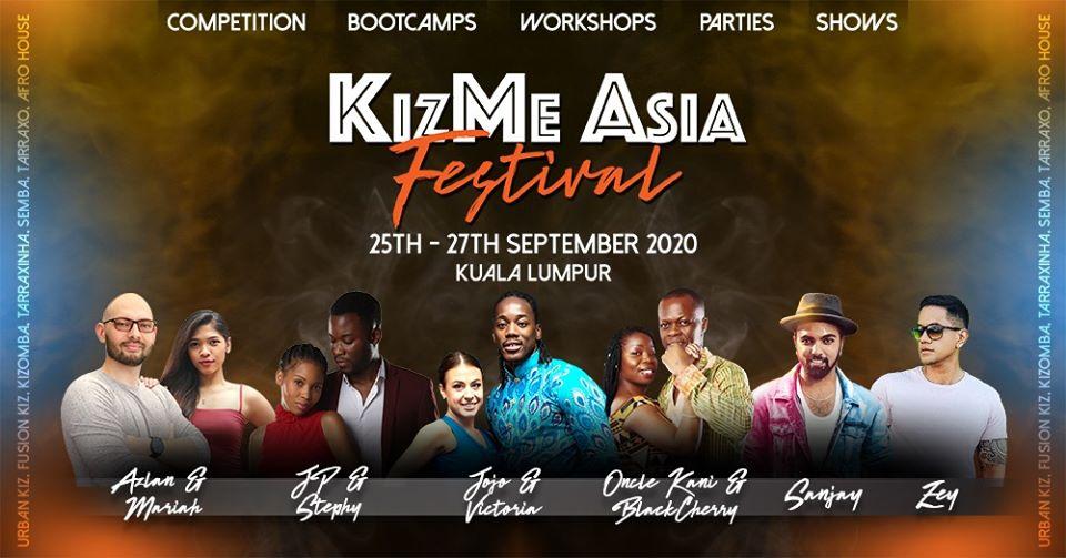 KizMe Asia 2020
