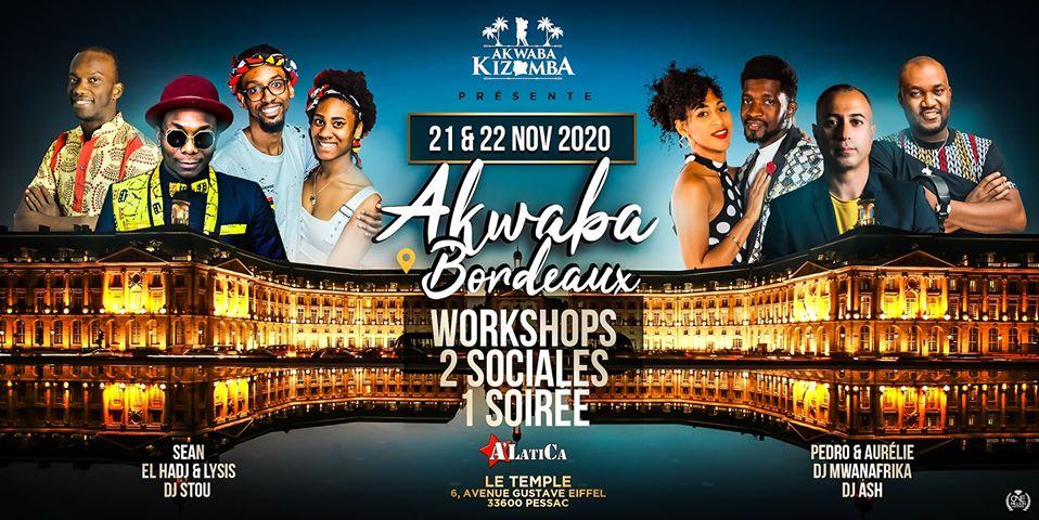 Akwaba - Edition Bordeaux