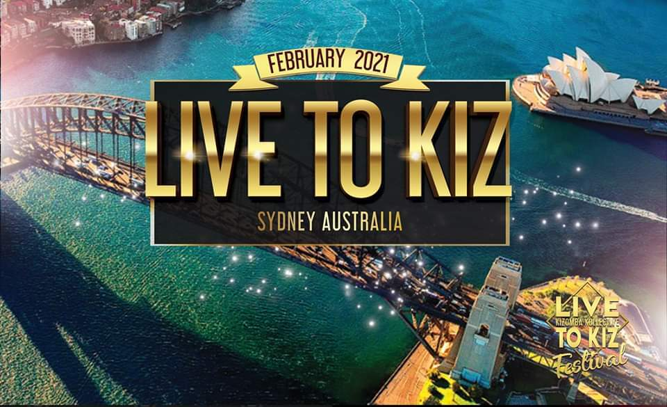 Kizomba Kollective Live to Kiz Festival 2021