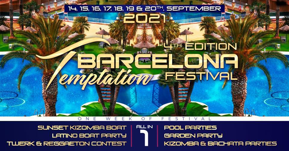 Barcelona Temptation Festival 2021