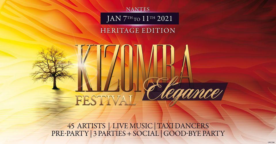 Kizomba Elégance Festival 2022-Heritage Edition