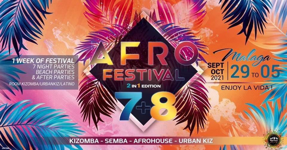 Afrofestival Malaga 2022
