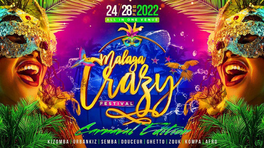 Malaga Crazy Festival 2022 (Carnaval)