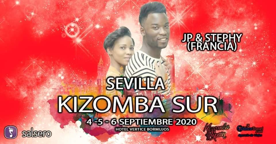 Kizomba Sur Sevilla 2022
