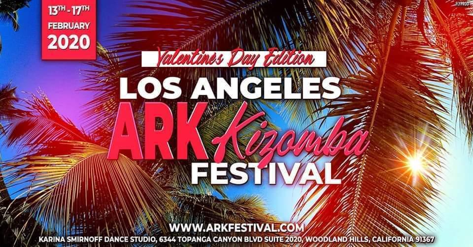 Los Angeles ARK Kizomba Festival - VII