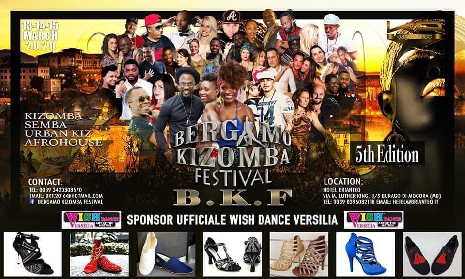 Bergamo Kizomba Festival