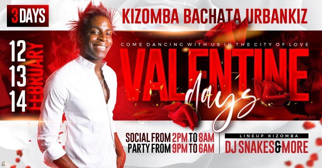 Valentine day's KizBachata