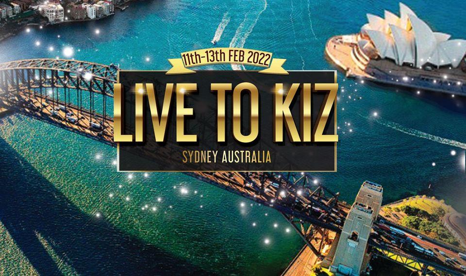 Kizomba Kollective Live to Kiz Festival 2022