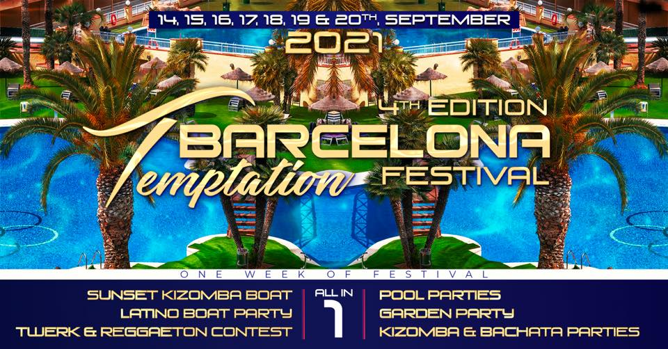 Barcelona Temptation Festival 2022