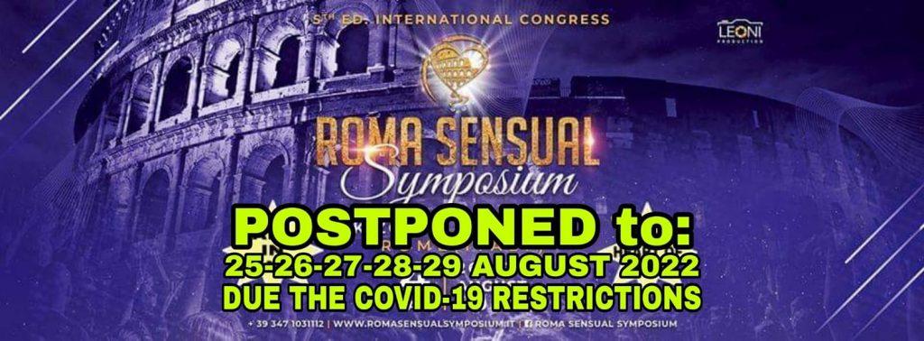Roma Sensual Symposium 2022